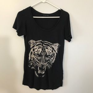 Truly Madly Deeply Graphic Tiger Tee